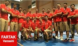 تیم ملی بسکتبال از ایتالیا به کشور بازگشت