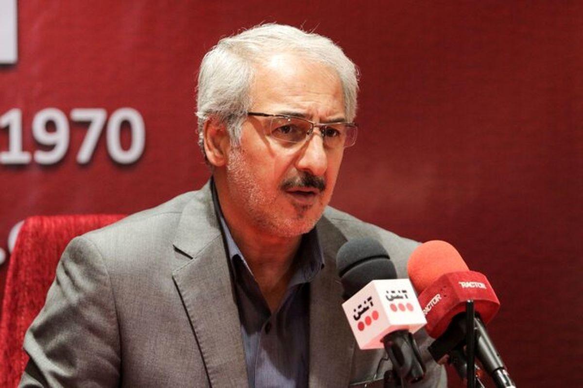 جمشید نظمی: خبرهای خوشی برای هواداران تراکتور خواهیم داشت