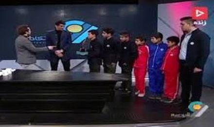 فیلم/ غافلگیری بیرانوند در برنامه زنده