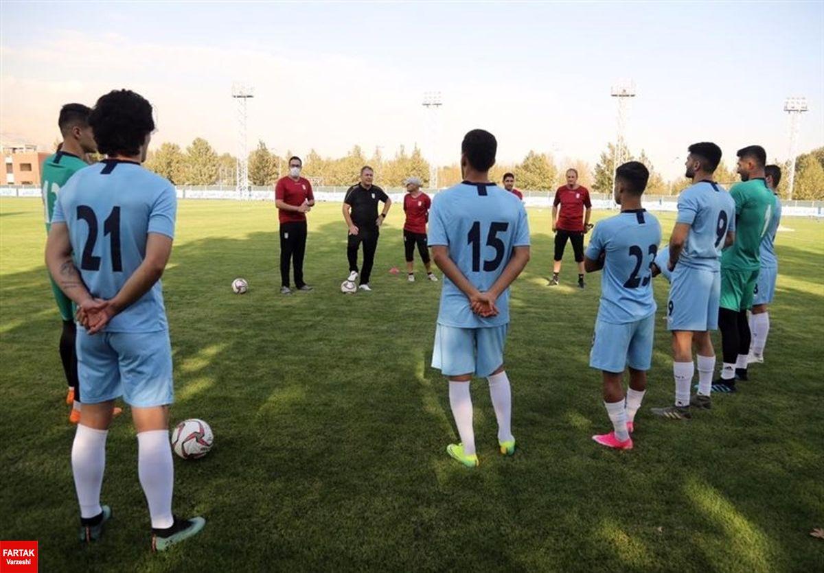 انصاری جایگزین ترابی در تیم ملی شد/ اعلام دلیل دعوت نشدن چهار بازیکن