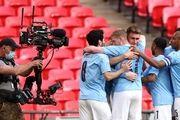 منچستر سیتی با غلبه بر تاتنهام قهرمان جام اتحادیه شد