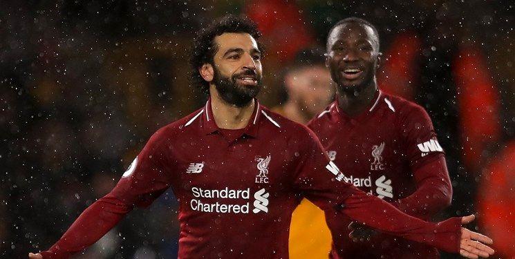 رئال مادرید وارد فاز مذاکره با محمد صلاح شد