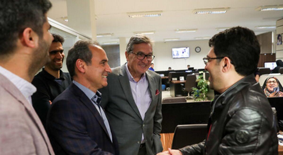 برانکو ایوانکوویچ با «آقای پروفسور» وارد بازار ایران شد