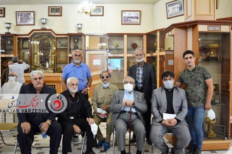 گزارش تصویری/ آئین راه اندازی خانه پیشکسوتان ورزشی استان کرمانشاه