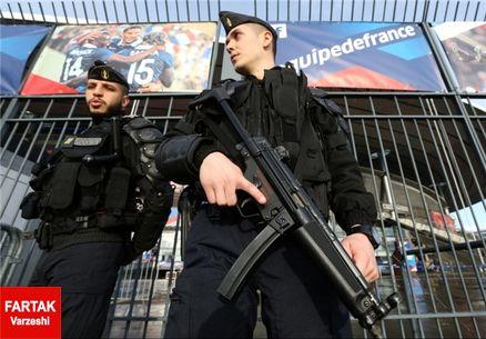 تدابیر شدید امنیتی با 5000 پلیس در آستانه فینال یورو 2016
