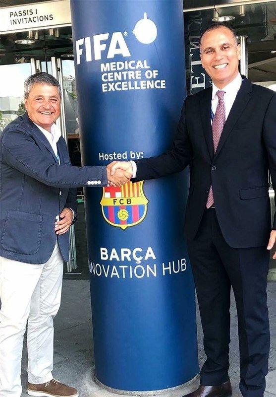 ابتلای ۲ عضو دیگر باشگاه بارسلونا به ویروس کرونا