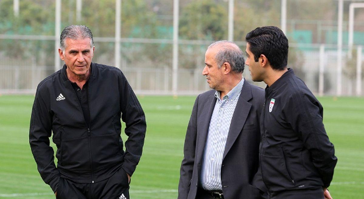 جانشینان کیروش در تیم ملی فوتبال کلمبیا مشخص شدند