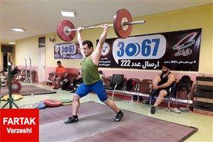 همه نگاهها به سمت سهراب مرادی/اولین مدال جهانی وزنه برداری ایران طلایی است؟