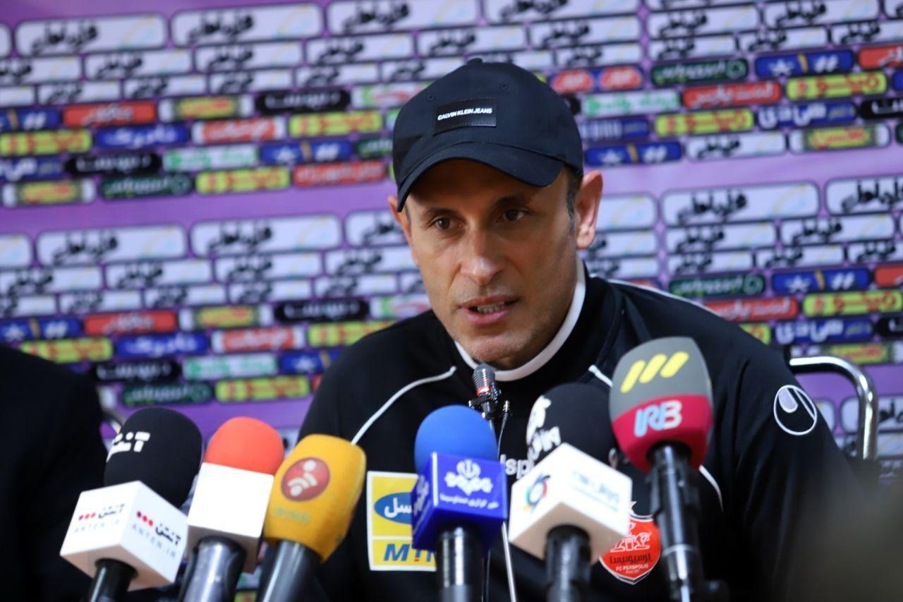 برنامه ویژه یحیی گل محمدی برای بازیکنان پرسپولیس