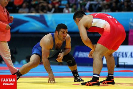 حضور رضا یزدانی در المپیک قطعی شد