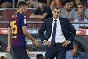 واکنش سرمربی بارسلونا به احتمال برکناری