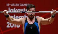 وزنهبرداری قهرمانی آسیا| رستمی طلایی شد ولی به المپیک نرسید /میری پنجم شد+عکس