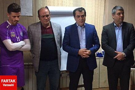 رئیس هیات مدیره باشگاه استقلال عزادار شد