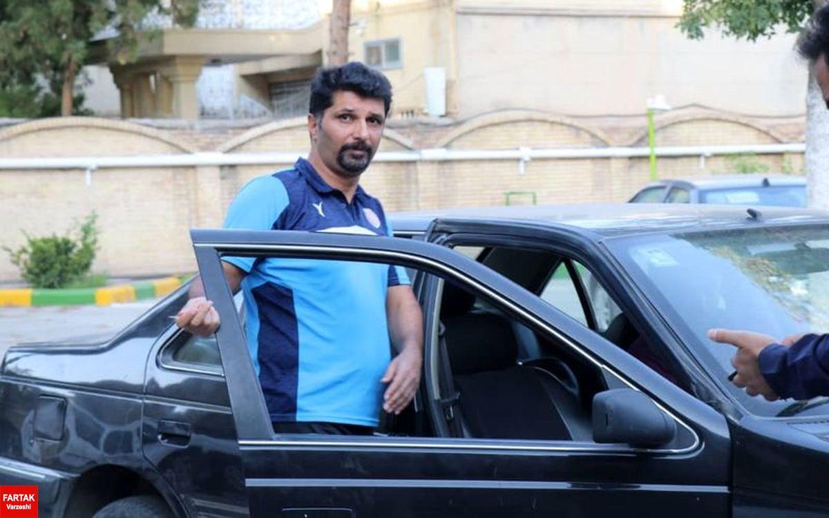حسینی: اشتباه داور می توانست کل سرنوشت فصل ما را تغییر دهد