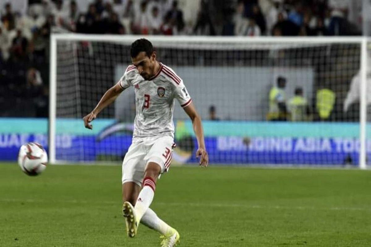 انتخابی جام جهانی/توقف امارات در خانه برابر لبنانA