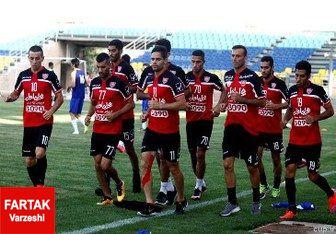 برانکو بازیکنان خود را برای مصاف با صبا معرفی کرد