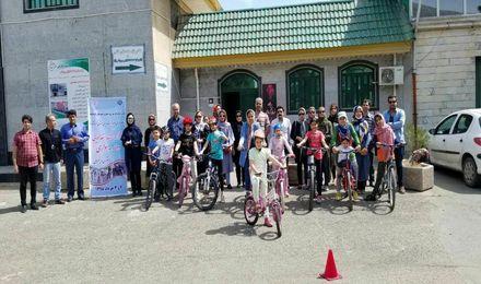 برای اولین بار جشنواره بزرگ استعدادیابی دوچرخه سواری در کرمانشاه