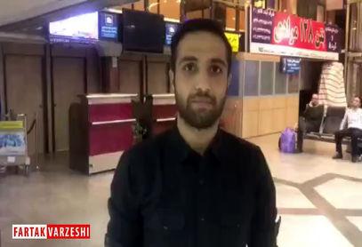 حسین فاضلی، هافبک سرخپوشان پاکدشت: بازی سختی را بردیم/ برد مقابل مدعیان ما را به هدفمان نزدیکتر میکند