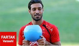 نظر پسر شجاع پرسپولیس در خصوص خط خوردن سید جلال از لیست تیم ملی