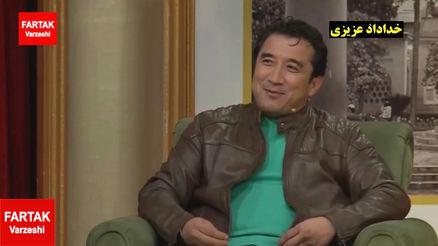 خداداد عزیزی:دایی ستاره ایران در جام جهانی ۲۰۱۸ خواهد بود!