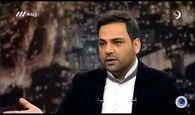 گلایه احسان علیخانی از وضعیت سخت معیشتی مردم روی آنتن زنده + فیلم