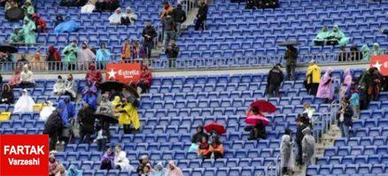 مهمترین دلایل پر نشدن ورزشگاه نوکمپ در دیدار حساس بارسا و والنسیا