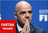 پاسخ اینفانتینو به انتقاد لو از طرح افزایش تعداد تیمهای جام جهانی