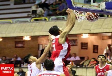 بسکتبال ایران106-40 اندونزی را شکست داد