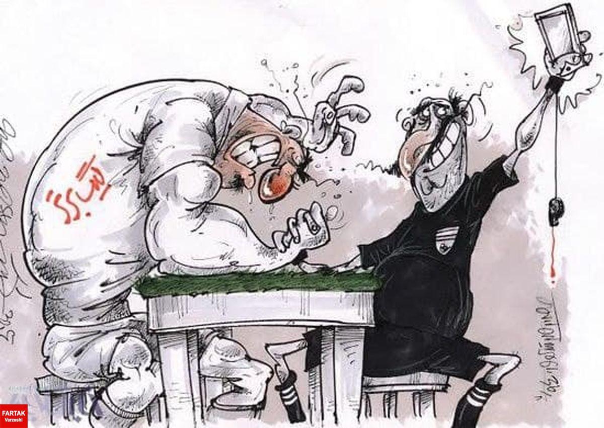 سوت هایی که دیگر جای دفاع ندارند!/ لیگ در حال انفجار اشتباهات داوران