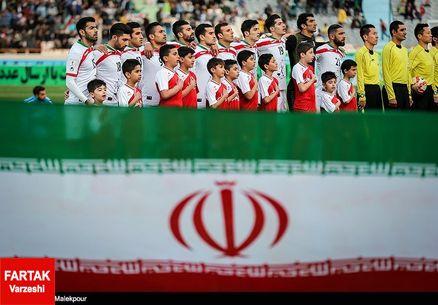 AFC ترکیب ایران و قطر را اعلام کرد