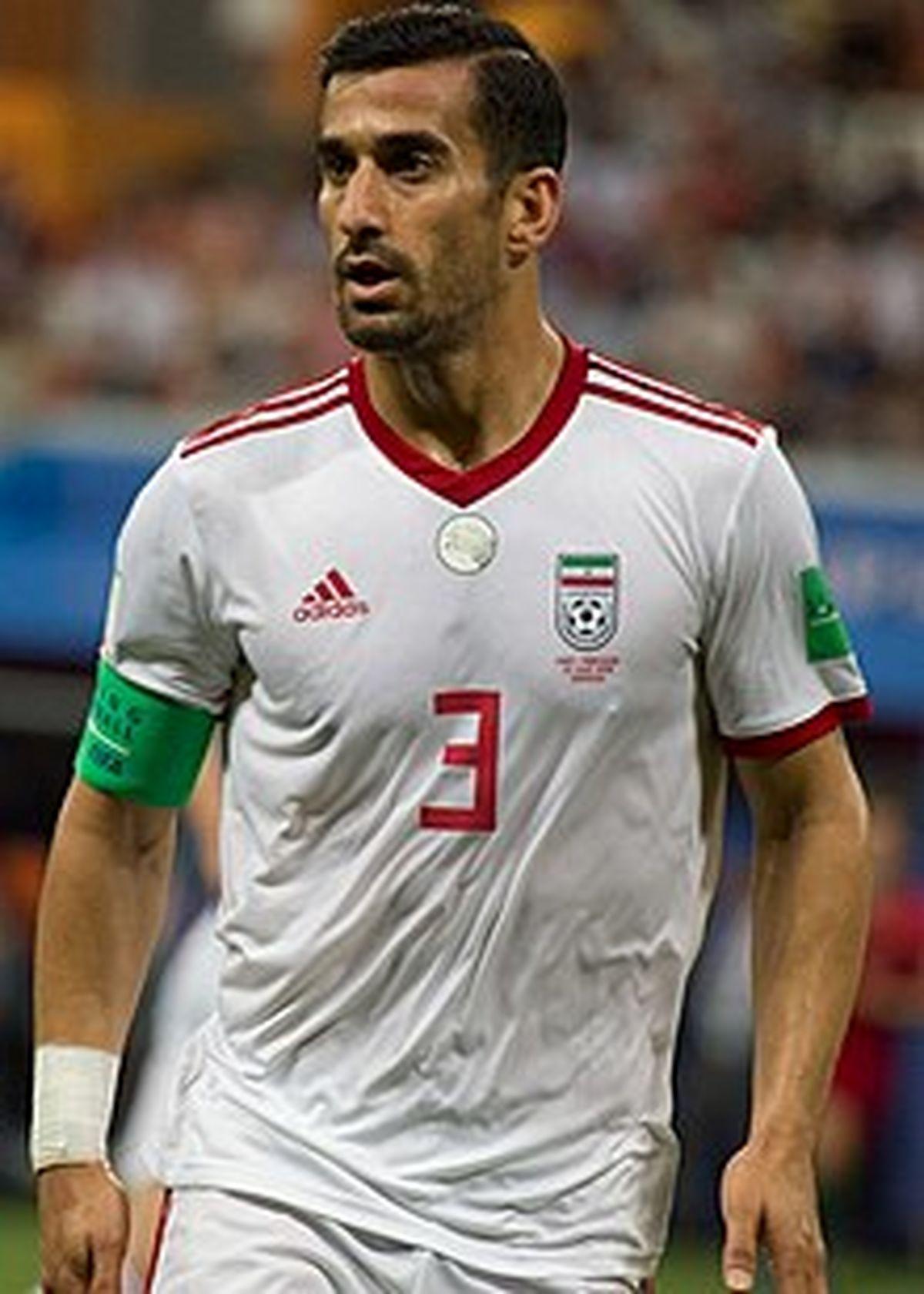 رأی کاپیتان تیم ملی در انتخابات فدراسیون فوتبال چه کسی بود؟