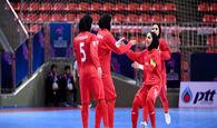 جام ملتهای فوتسال بانوان آسیا صعود تیم ملی ایران به فینال؛ تنها یک قدم تا تکرار قهرمانی