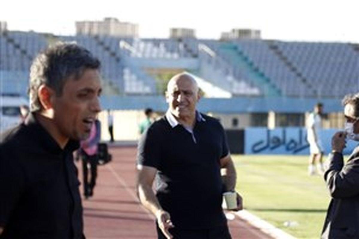 احضار خطیبی و منصوریان به کمیته انضباطی