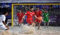 مدیر تیم ملی فوتبال ساحلی مشخص شد
