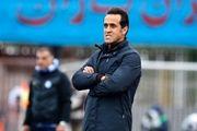 غیبت علی کریمی در نشست خبری پیش از بازی با پدیده