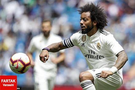 مارسلو خواهان جدایی از رئال مادرید