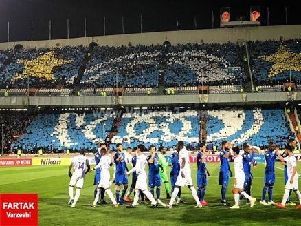 استقلال پرطرفدارترین تیم آسیا (عکس)