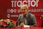 مدیرعامل تراکتور: سرمربی جدید روز یکشنبه انتخاب میشود/ انتخاب هیئت مدیره سرمربی ایرانی است