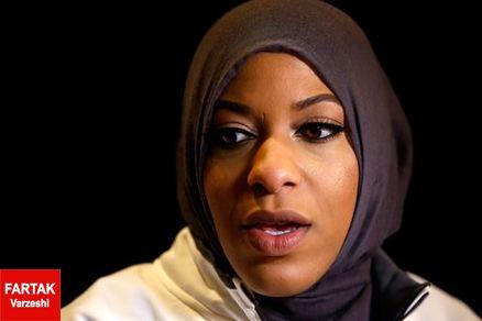 میخواهم با حضورم در المپیک نگاهها نسبت به مسلمانان بهتر شود