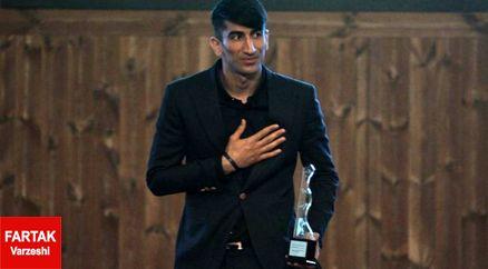 بیرانوند: جایزه گرفتن با نام حجازی افتخار بزرگی است