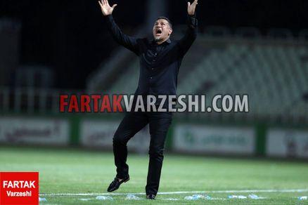 علی دایی محبوب هواداران کرد