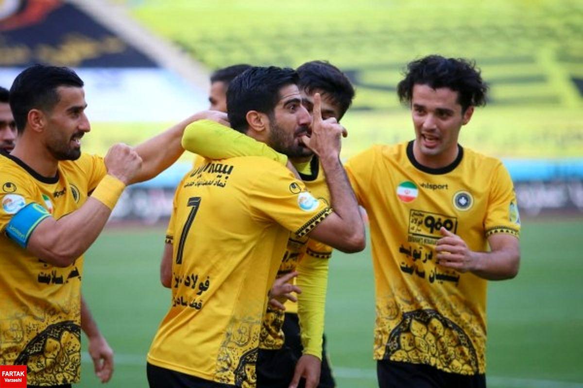 فهرست تیم ملی بدون بهترین خط حمله لیگ