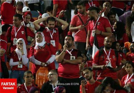 پیام جالب مصریها در انتقاد از بازیکنان خود