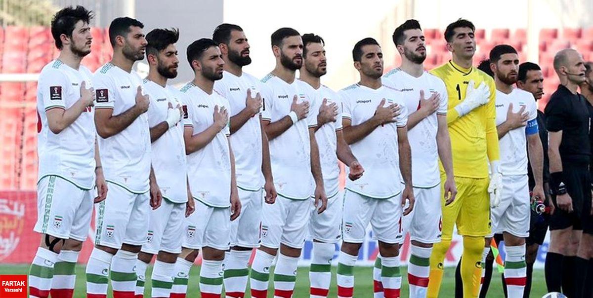 ورزشگاه دیدار عراق - ایران تغییر کرد