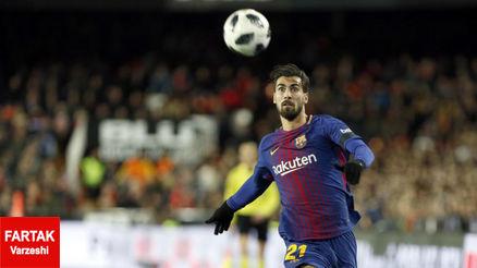 مشتری جدید از راه رسید/انتقال ستاره بارسلونا قوت گرفت!