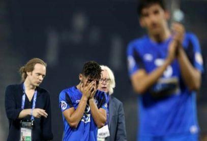 گزارش تصویری|وداع تلخ شاگردان شفر با لیگ قهرمانان آسیا