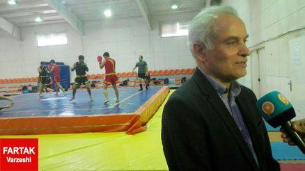 سجادی: ووشو در سال های اخیر یکی از موفق ترین رشته های ورزشی ایران بوده است