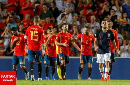 لیست جدید تیم ملی اسپانیا؛ آلبا بالاخره دعوت شد