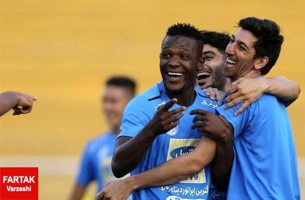 بازیکنان استقلال الحاجی گرو را سوژه کردند!