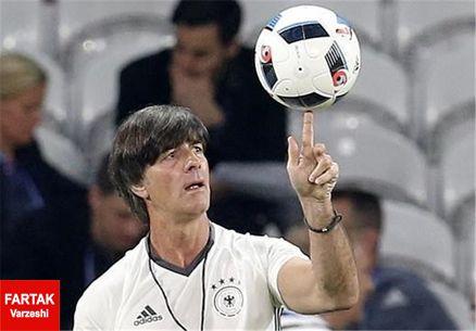 یواخیم لو: شوایناشتایگر در ترکیب اصلی خواهد بود/ فرانسه هجومی بازی میکند